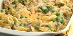 Crock Pot Girls – Slow Cooker Recipes – Tuna Noodle Casserole