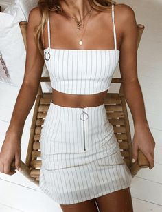 Buy Our Pearl Skirt in White/Black Online Today! - Tiger Mist