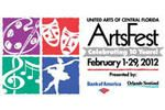 ArtsFest is a celebration of Central Florida arts and culture during the entire month of February. With more than 300 free arts and cultural events in 87 locations throughout Central Florida, this year's ArtsFest should not be missed.  Feb 1st to Feb 29th.