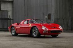 1964 Ferrari 250 LM By Scaglietti RM Monterey