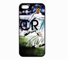 Cristiano Ronaldo iPhone Cases Real Madrid's CR7 Hala Madrid! :)