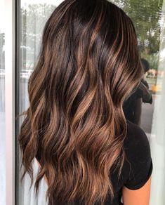 Hair Color Balayage, Ombre Hair, Bayalage, Brown Balayage, Summer Hairstyles, Up Hairstyles, Hair Inspo, Hair Inspiration, Summer Hair Color For Brunettes