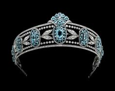 Tiaras de Cartier exhibicion Cartier Style and History
