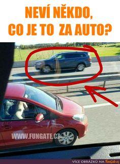 Neví někdo, co je to za auto? Good Jokes, Funny Jokes, Haha, Good Things, Memes, Gifs, Humor, Husky Jokes, Ha Ha