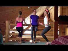 Weekly Workout with Natalie - Barre at