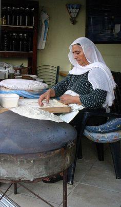 Druze woman ...