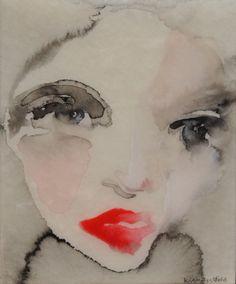 Lisa Krannicheld | Small Face No. 16