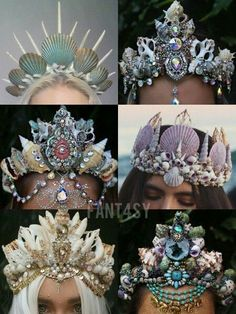Kostüm Mermaid Halloween mermaid crown More When searching for the perfect set of kitchen cabinets, Costume Halloween, Diy Costumes, Halloween Diy, Halloween Mermaid, Unicorn Halloween, Costume Ideas, Woman Costumes, Couple Costumes, Group Costumes