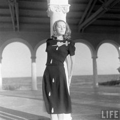 January 1947, Nina Leen