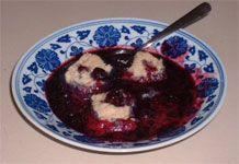 Nova Scotia blueberry recipes.