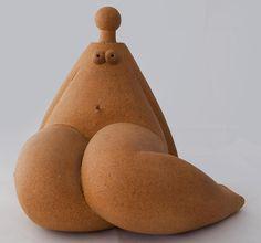 Female Nude Sculpture Ceramic Contemporary art