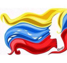 A la Mujer Venezolana…. Tú que eres un canto a la belleza, a la humildad, a la fuerza y al amor… que eres mi inspiración, hoy te dedico mi día…. Mi beso más dulce y tierno es para ti....
