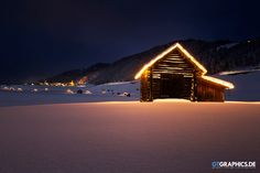 Illuminated - Obertilliach, East Tirol, Austria  http://gtgraphics.de/