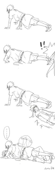 """Naruto is just like """"continue please"""""""