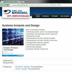 Mahasiswa Mikroskil bisa loh cari buku melalui website perpustaaan Mikroskil ( http://www.mikroskil.ac.id/pustaka/ )  Contohnya ini nih
