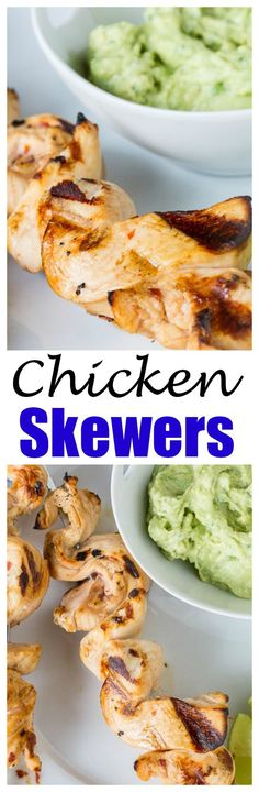 Chicken Skewers - te