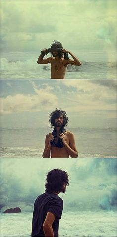 Devendra Banhart. I need to see this man live, so let's go to Mexico City and see him on my birthday. (HA.)