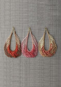 Add instant glamour to casual outdoor garb with one of these stunning statement necklaces.