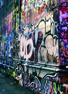Seattle Graffiti Vii Photograph