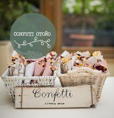 Las bodas en otoño también tienen su encanto. Traemos ideas de diseño y decoración para que luzcan igual de bonitas que si se celebraran en verano.
