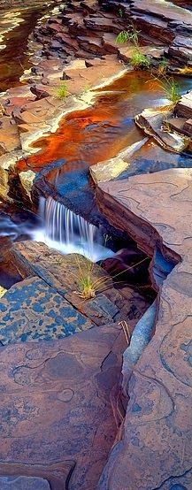 13 Breathtaking Places That You Will Gonna Love it (National Park – Kalamina Gorge, Karijini, Western Australia) All Nature, Amazing Nature, Nature Quotes, Places To Travel, Places To See, Places Around The World, Around The Worlds, Australia Travel, Western Australia