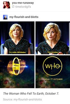 AAAAAAAAAAAAAAAAAAAAA 13th Doctor, Doctor Who, Rose And The Doctor, Doctor Johns, Out Of Touch, Don't Blink, Torchwood, Age, Dr Who