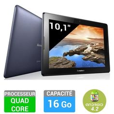 "154.99 € ❤ Eco #Informatique - Tablette tactile #Lenovo IdeaTab A10-70 10,1"" 16 Go ➡ https://ad.zanox.com/ppc/?28290640C84663587&ulp=[[http://www.cdiscount.com/informatique/tablettes-tactiles-ebooks/lenovo-ideatab-a10-70-10-1-16go/f-10798-len0888440350646.html?rr_product=true&recommendationRef=&recommender=SimilarProductsApi&InteractedPlacementId=Internal_SP&refer=zanoxpb&cid=affil&cm_mmc=zanoxpb-_-userid]]"