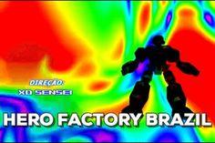 Abertura da Hero factory Brazil. Tokusatsu nacional