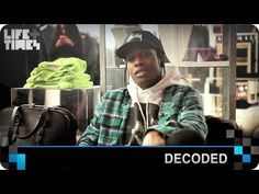 """Decoded – A$AP Rocky Talks About the Meaning Behind """"Long.Live.A$AP"""""""