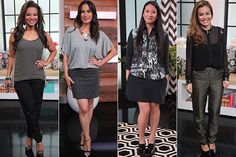 The Social - Style - What We Wore: the Sept. 18 edition - CTV
