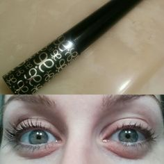 Arbonne Mascara: Its a long story. Great stuff! And safe ingredients. #arbonne #mascara #clean #makeup Chantalesindrey.arbonne.com