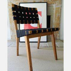 Jens Risom Knoll Side Chair