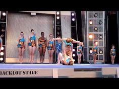 Hannah - Acro Dance - Disney California Adventure - YouTube