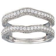 wedding ring inserts