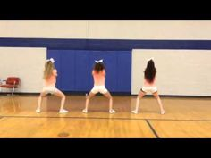 WWMS Cheer Tryout Dance 2014 - YouTube
