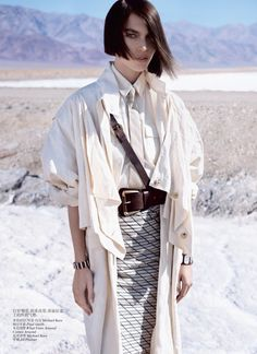 Arizona Muse by Josh Olins for Vogue China May 2012 | Fashion Gone Rogue: The Latest in Editorials and Campaigns