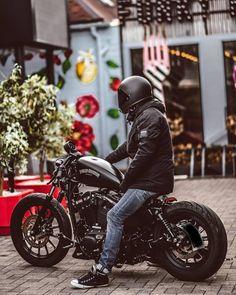 Harley Davidson News – Harley Davidson Bike Pics Sportster Iron, Harley Davidson Sportster 883, Custom Sportster, Harley Bobber, Harley Bikes, Harley Davidson Motorcycles, Custom Motorcycles, Iron 883 Bobber, Custom Bikes