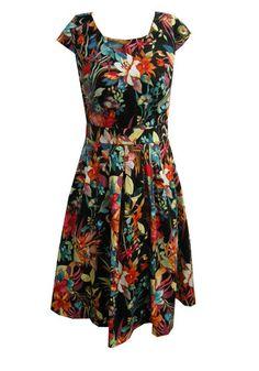 Jenni Dress TEaberry – My Little Shop