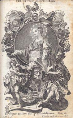 Virgen Prudentísima. José Armando Flores Vázquez