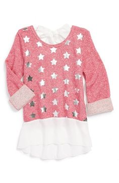 3fcc4943ab4 Jenna   Jessie Foil Sweater (Toddler Girls   Little Girls)