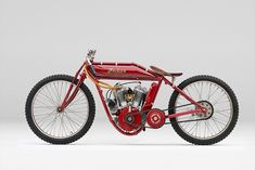 Photographer Todd McLellan shot these bikes for the famed Canadian artist William Fisk to use as reference.