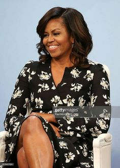 #FirstLady of the United States #MichelleObama participates in a panel discussion at Glamour Hosts 'A Brighter Future: A Global Conversation on Girls' Education' with First Lady Michelle Obama at The Newseum on October 11, 2016 in Washington, DC.