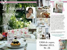 "Book ""Zauberhafte"" Jahreszeiten - le stagioni magiche, now in Italy featured"