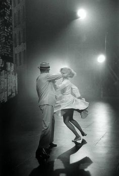 Fred Astaire and Cyd Charisse, 1953. ☚