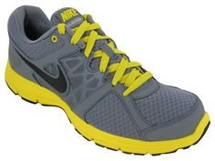 Nike Men's Air Relentless II Running « Clothing Impulse Athletic Wear, Athletic Shoes, Cool Nike Shoes, Yellow Nikes, Running Shoes For Men, Running Clothing, Fitness Brand, Nike Outlet, Mens Nike Air