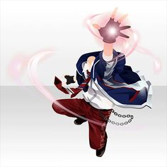 Deny the Fate|@games -アットゲームズ- Cosplay Outfits, Anime Outfits, Boy Outfits, Character Poses, Character Outfits, Dress Sketches, Fashion Sketches, Pose Reference, Drawing Reference