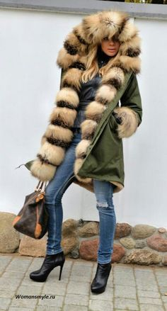 I have this coat and I love it!