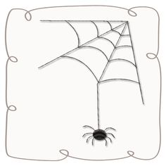 Spider and Web Machine Embroidery Design Pattern-INSTANT DOWNLOAD Web Machine, Halloween Designs, Machine Embroidery Designs, Spider, Pattern Design, Projects, Blue Prints, Spiders, Tile Projects