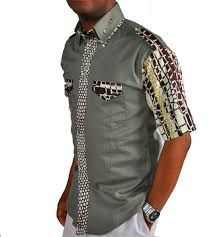 Worry no more my man! Because we've got the most Stylish Wedding Suit Styles For Nigerian Men which you could choose from the best naija men wedding suits styles of African Shirts For Men, African Attire For Men, African Clothing For Men, African Print Fashion, African Wear, African Fashion Dresses, Mens Fashion Suits, Fashion Wear, Ghana Mode