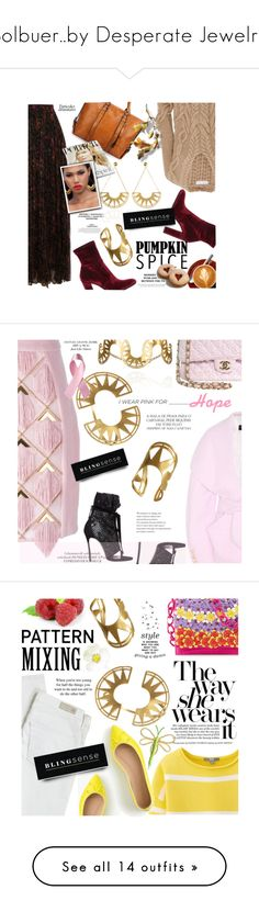 """""""Solbuer..by Desperate Jewelry"""" by blingsense ❤ liked on Polyvore featuring Mes Demoiselles..., Steve Madden, Nellie Partow, Balmain, Chanel, Magdalena, Dsquared2, Uniqlo, Nancy Gonzalez and Antik Batik"""